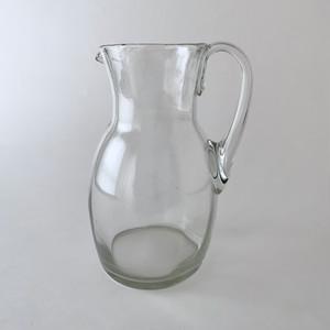Vintage Clear jug |ヴィンテージのジャグ 1