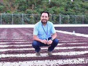 グアテマラ ヴィスタ・アル・ボスケ農園  200g 1600円