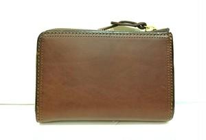 CORBO(コルボ)【SLATE (スレート)】L字ファスナー二つ折り財布