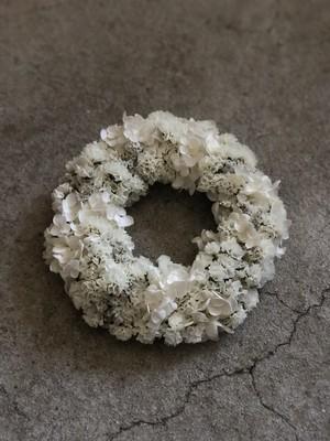 ドライリース/ホワイト 15cm