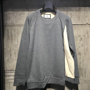 【fit -MIHARA YASUHIRO-】Layered Front Sweat Pull-over