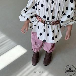 «sold out» dot pullover 2color  ドットプルオーバー