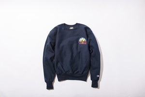 LGLZ CHAMPION LOGO CREWNECK SWEAT