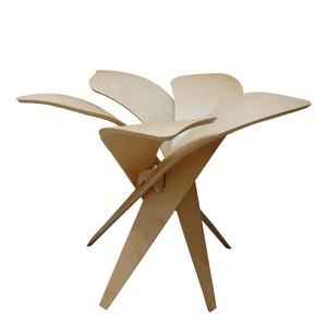 Hana (Sakura) table diameter 1100mm height 720mm     without glass top