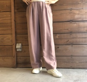 Silk pants 【Vintage  product】