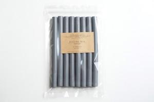 Sealing Wax stick 07.Mud gray シーリングワックス グルーガン マッドグレイ