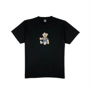 BB BEAR(STOP TOY Ver.) TEE / BLACK
