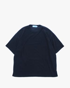 """EACHTIME. Pile-T-Shirt """"Big""""  Black"""