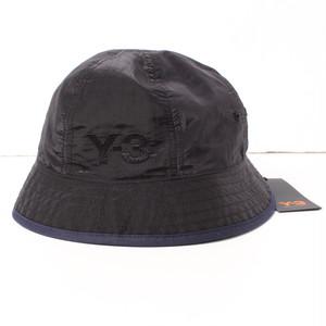 Y-3 ワイスリー ハット 帽子 ブラック ロゴ メンズ[全国送料無料] r017577