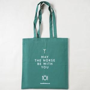 ScandiKitchen Canvas Bag 2021/スカンディナヴィアンキッチンバッグ2021(緑)/エコバッグ・トートバッグ
