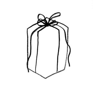 ちいさなギフト包装 / Gift Wrapping