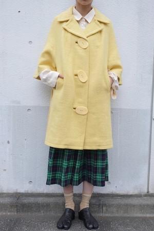 vintage/yellow magic coat.