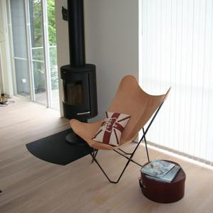 BKF Chair バタフライチェア  ナチュラル[ cuero ]