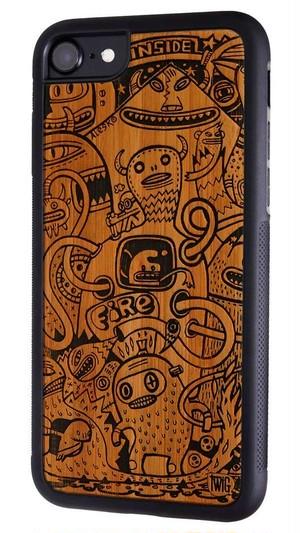 Warming - Bamboo - iPhone SE(2020)/7/8