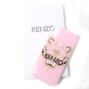 KENZO ケンゾー iPhoneケースX タイガー ピンク[全国送料無料] r016621