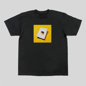 ダジャ絵T 7インチレコード(プリンのプリント)