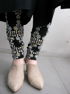 leggings/ a spore(胞子)