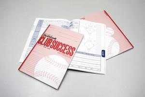 ソフトボール/練習・試合編 CLUB SUCCESS® ノート