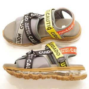 Tomo&Co × Name Air Sole Sandal Trico Caution