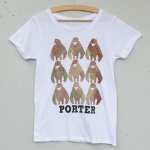 【レディースM】ゴラル ビールTシャツ(PORTER)商品番号027