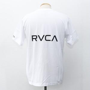 BACK RVCA TEE (WHITE)