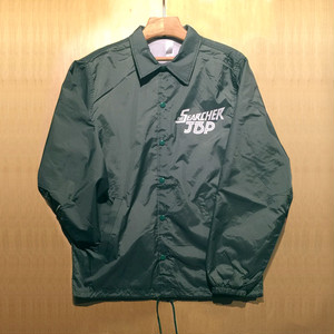"Coach's Jacket ""SUPER WOOFER"" DARK GREEN"
