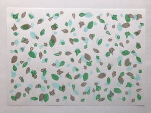 A4 paper (leaves)
