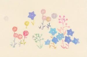 沙羅「小さな庭」 Small Gardenシリーズ(M−13)