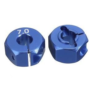 1/10EPツーリング スポンジタイヤ対応 アルミクランプ式 ◆7mm厚 ◆9mm厚(※各)2個セット)