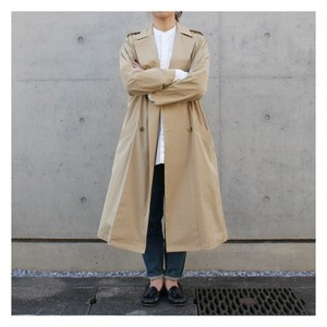 MY (1LDK W's ) OVERSIZE TRENCH COAT