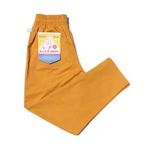 COOKMAN   Chef Pants 「Mustard」
