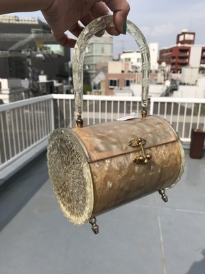 Vintage lucite purse ( ヴィンテージ  ルーサイト バッグ )