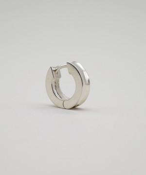 【ISOLATION / アイソレーション】silver925 Wrap Pierce 12.3mm