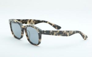 EVILACTeyewear(イーブルアクト) / CYCLONE dalmatian frame / smoke lens