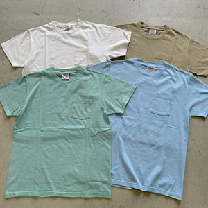 ONEITA / SHORT SLEEVE POCKET T-SHIRT
