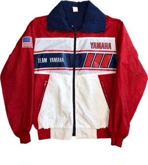 70's YAMAHA RACE TEAM USA Nylon Jacket