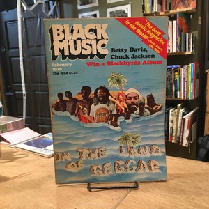 BLACK MUSIC February 1976