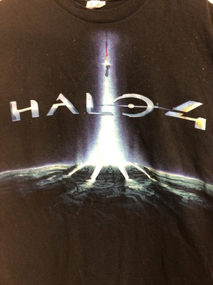 2012's Halo 4 T's