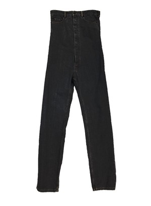 Y/PROJECT LONG RISE JEAN BLACK