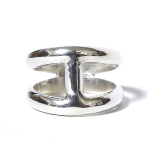 Vintage Sterling Silver Mexican Ring