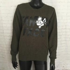 マウスプリントセーター