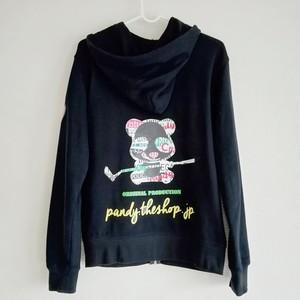 PANDYパーカー~ブラック~