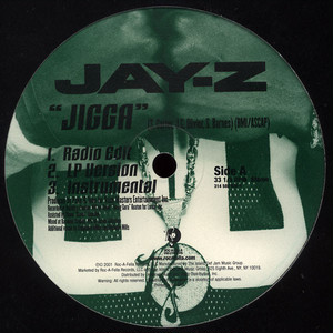 Jay-Z - Jigga / Renegade (12inch) [hiphop] fps7906-2