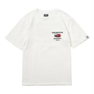 BOXING GYM TEE(WHITE) [SS-011]