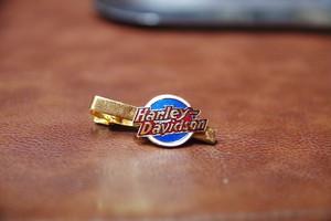 70's Harley-Davidson オフィシャル ネクタイピン