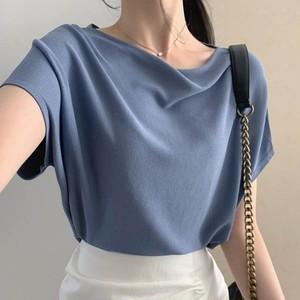 アイスシルクTシャツ レディース フリーサイズ おしゃれ i2033