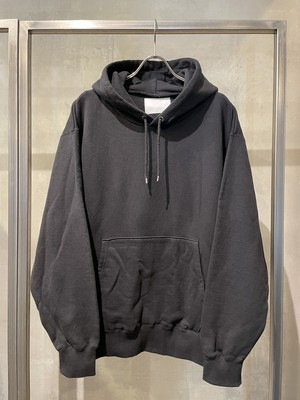TrAnsference loose fit hoodie - imperfection black