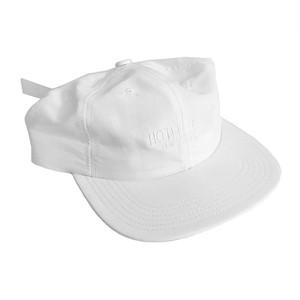 HOTEL BLUE LOGO TASLAN CAP WHITE