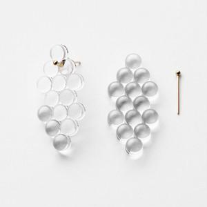 bubun organ #1 earrings [M]