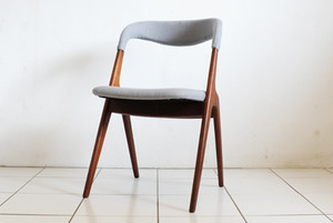 Skovby Dining Chair Teak /EU fabric